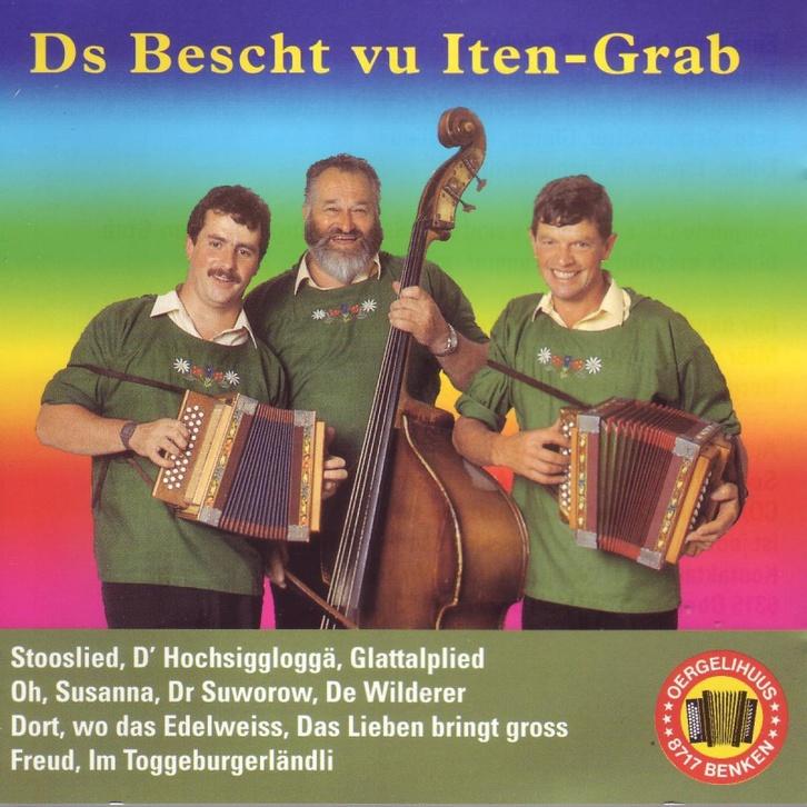 CD`s Schwyzerörgeli (Iten-Grab, Innerschweizer allg.) Sonstige