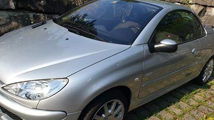Peugeot 206 1.6 Cabrio Fahrzeuge 2