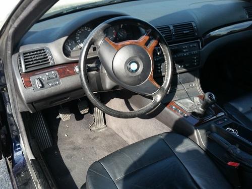 BMW 325CI Cabrio Fahrzeuge 3