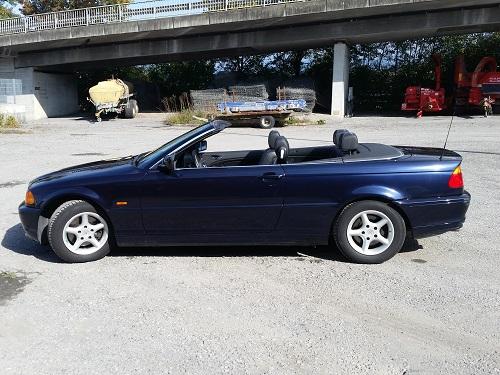 BMW 325CI Cabrio Fahrzeuge 4