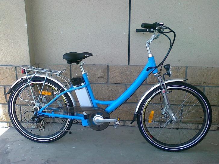 E-Bike Tiefeinsteiger Fahrzeuge