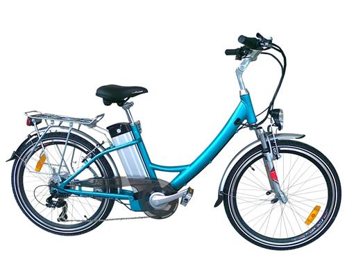 E-Bike Tiefeinsteiger Fahrzeuge 2