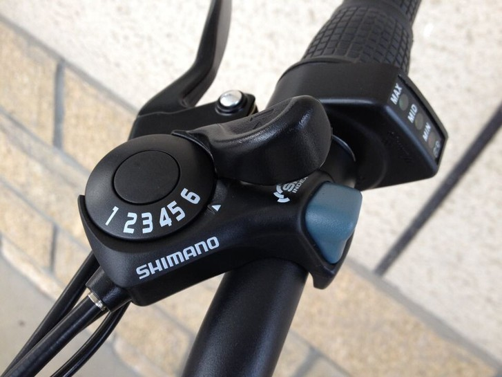 E-Bike Tiefeinsteiger Fahrzeuge 4