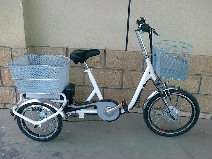 Elektro Dreirad Fahrzeuge
