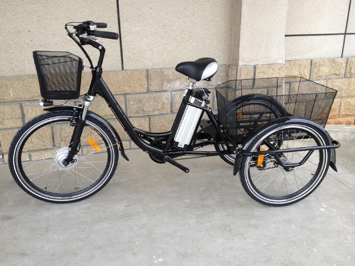 Elektro Dreirad Fahrzeuge 2
