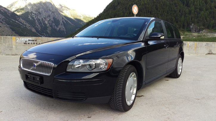Volvo V50 1.8 125PS 79000km Fahrzeuge