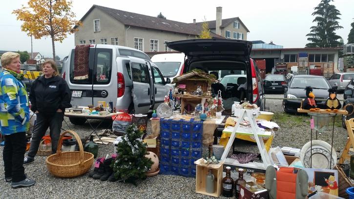 Carboot-Sale (Kofferraumflohmarkt) Sonstige 2