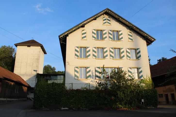 Ser preiswerte und gemütliche Wohnung in alter Mühle! Immobilien