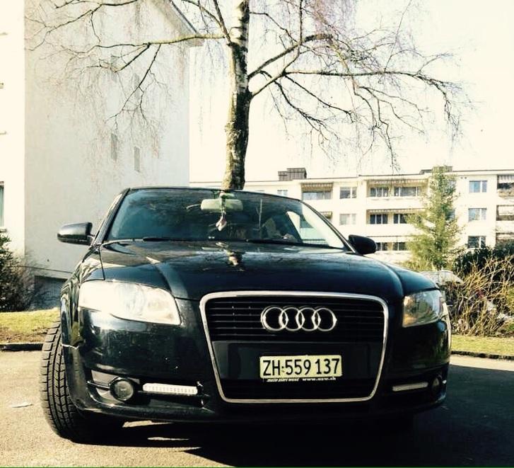 Audi A4 1.8 T  163 ps Fahrzeuge 3