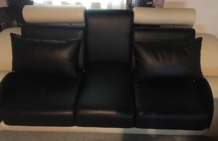 Sehr schöne elegante hochwertige neue Leder Sofa's  Haushalt 3