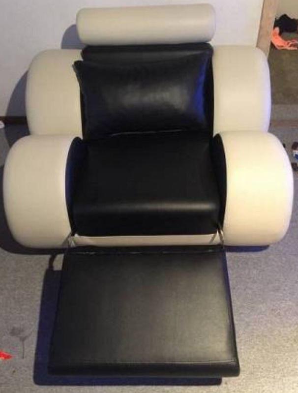 Sehr schöne elegante hochwertige neue Leder Sofa's  Haushalt 4