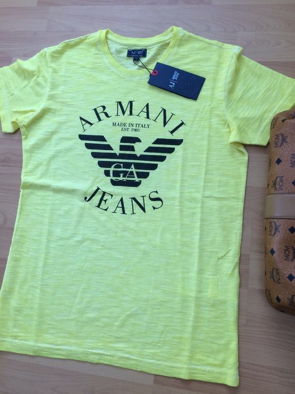 TOP ANGEBOT,, ARMANI T-shirt  Kleidung & Accessoires