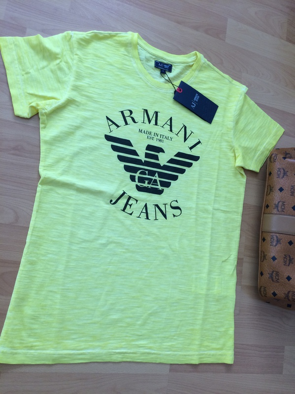 TOP ANGEBOT,, ARMANI T-shirt  Kleidung & Accessoires 2