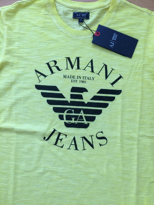 TOP ANGEBOT,, ARMANI T-shirt  Kleidung & Accessoires 3