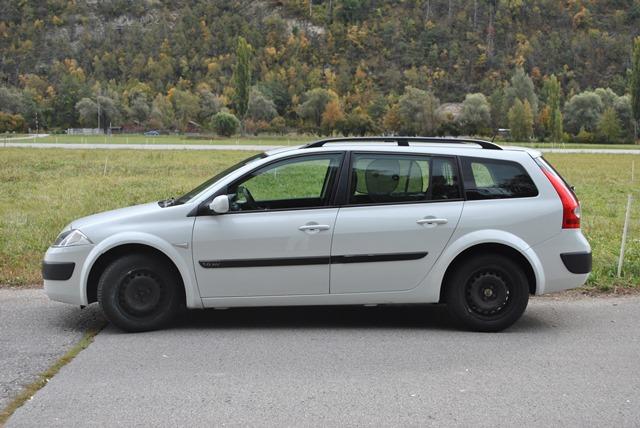 Renault Mégane II Kombi 1.6 16V Frisch ab MFK (10.2015) Fahrzeuge 4