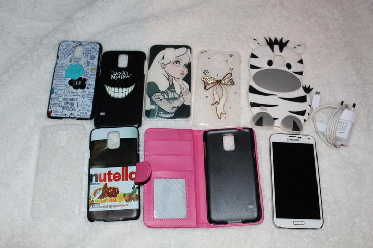 Samsung Galaxy s5 Telefon & Navigation 3