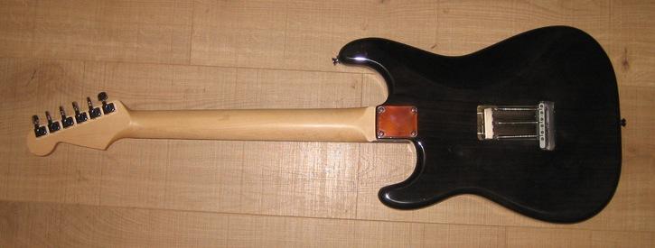 Strat Custom Made Musik 2