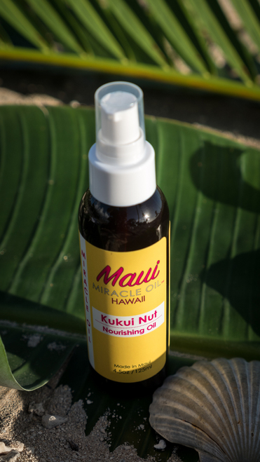 Biologisches Pflegeöl mit Kukuinussöl direkt aus Hawaii Sonstige
