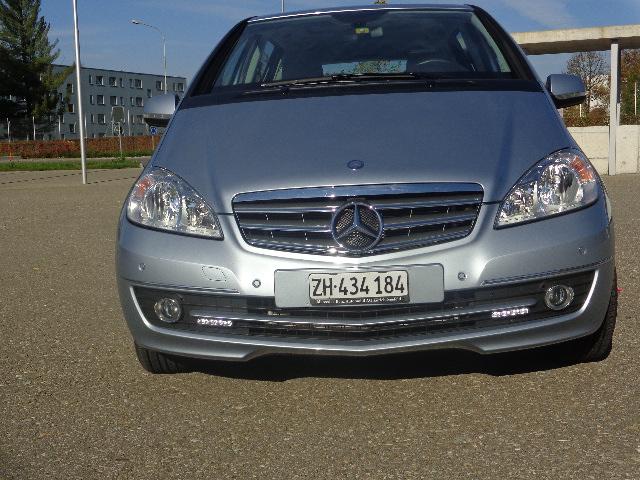 Mercedes A 150 BlueEffi. erst 19'500 Km super gepflegt, Abgabe des Fahrausweis aus Altersgründen Fahrzeuge