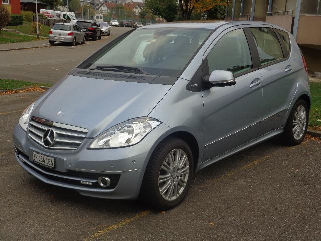 Mercedes A 150 BlueEffi. erst 19'500 Km super gepflegt, Abgabe des Fahrausweis aus Altersgründen Fahrzeuge 2