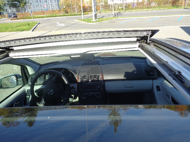 Mercedes A 150 BlueEffi. erst 19'500 Km super gepflegt, Abgabe des Fahrausweis aus Altersgründen Fahrzeuge 4