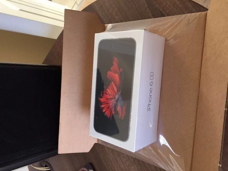 Apple iPhone 6S 64GB Telefon & Navigation 3