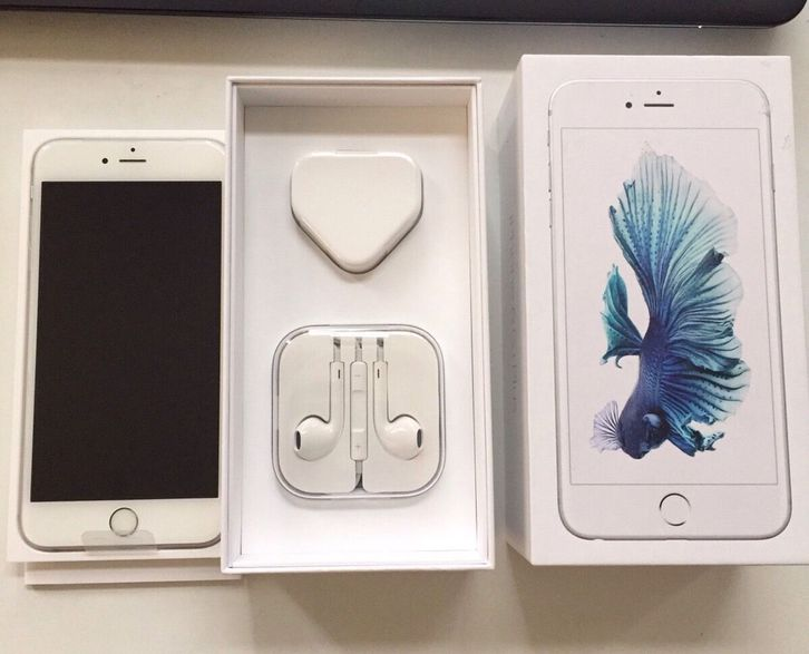 VENDITA APPLE iPHONE 6S 16GB  GARANZIA UFFICIALE APPLE NUOVO.. 400€ Telefon & Navigation