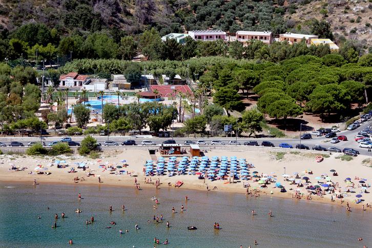 Vacanze a Vieste al Village Baia Turchese Sonstige