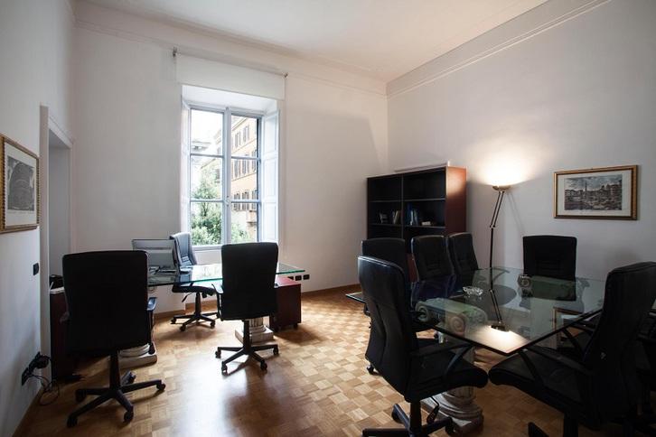 Roma Via Veneto, stanza arredata in Business Center, servizi inclusi Büro & Gewerbe 3