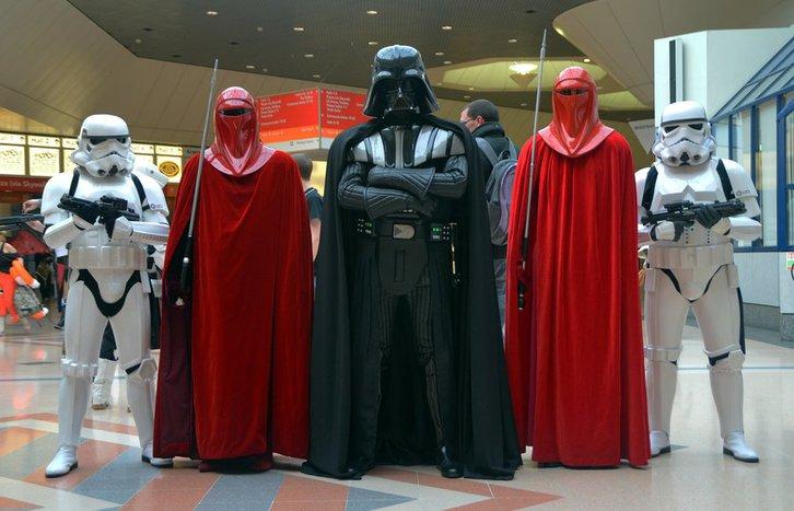 Festa a Tema Star Wars Stellen & Kurse 2