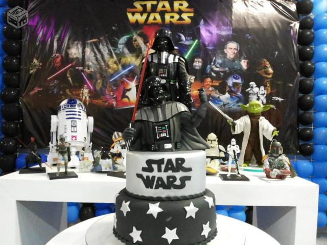 Festa a Tema Star Wars Stellen & Kurse 4