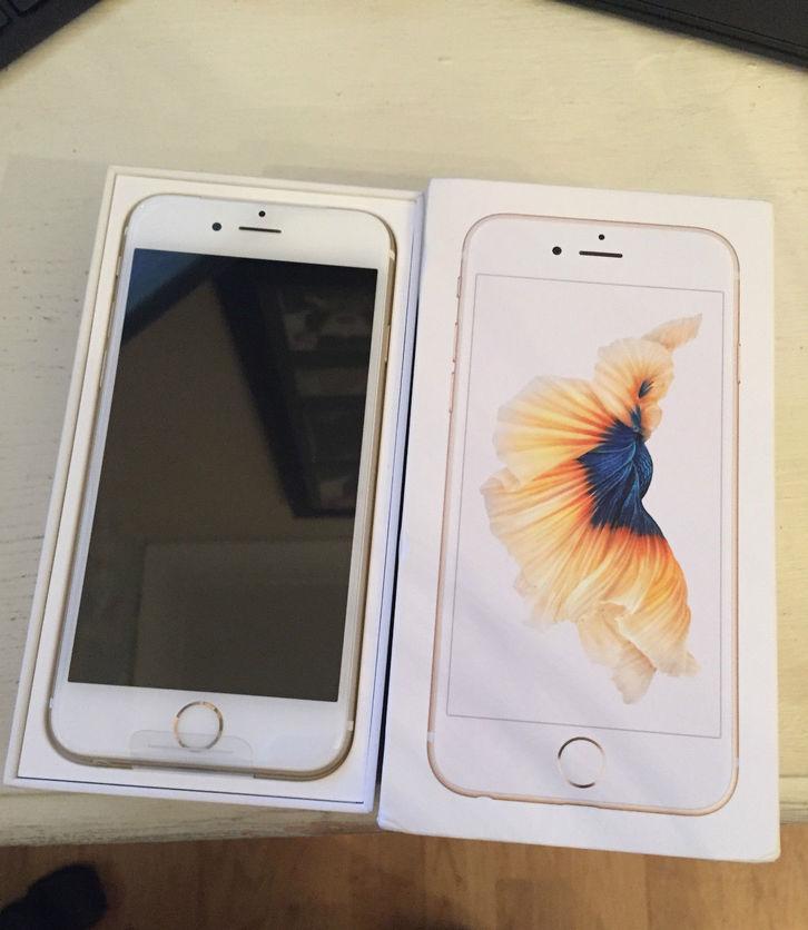 Apple iPhone 6S 16GB  costará 400 Euro y Apple iPhone 6S Plus 16GB costará 430 Euro Telefon & Navigation