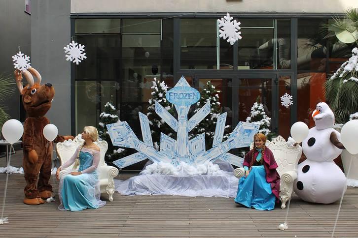 Festa di compleanno a tema Frozen  Stellen & Kurse 3