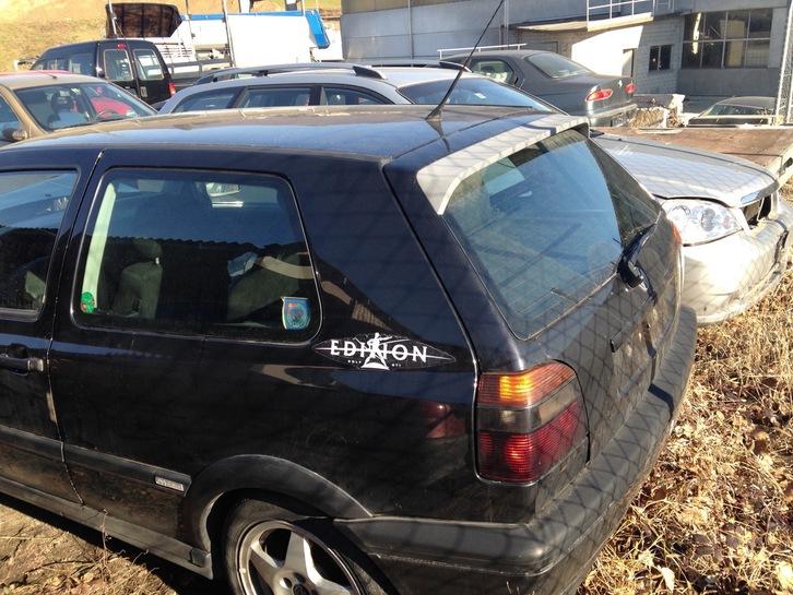 VW Golf GTI 16 V 150 CV Fahrzeuge