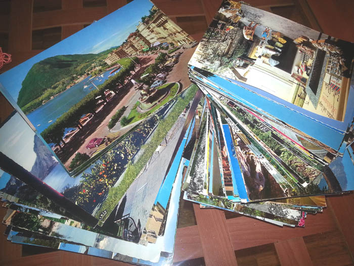 cartoline ticinesi Sammeln
