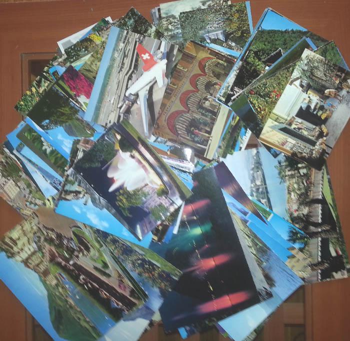 cartoline ticinesi Sammeln 2