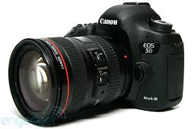 Canon EOS 5D Mark III Camera Foto & Video