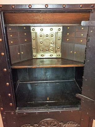 Cassaforte antica  Haushalt 3