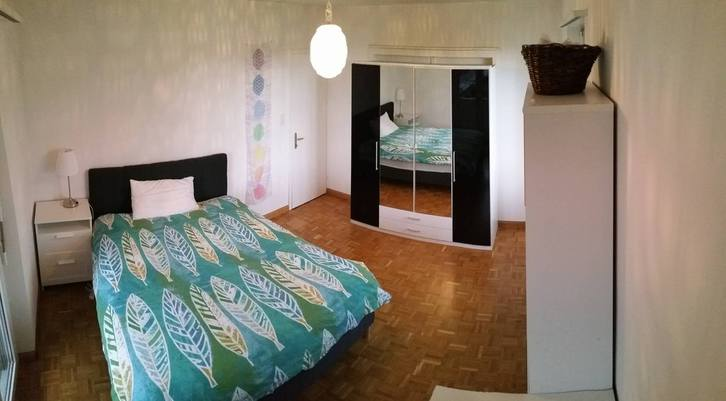 BASILEA - cercasi coinquilino, camera spaziosa  Immobilien