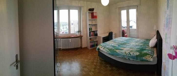 BASILEA - cercasi coinquilino, camera spaziosa  Immobilien 2