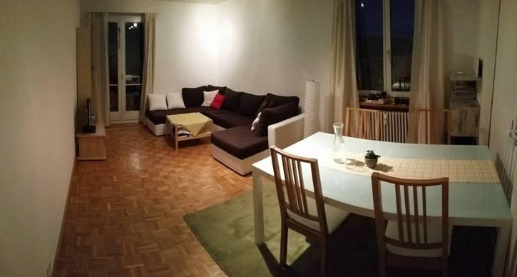 BASILEA - cercasi coinquilino, camera spaziosa  Immobilien 3