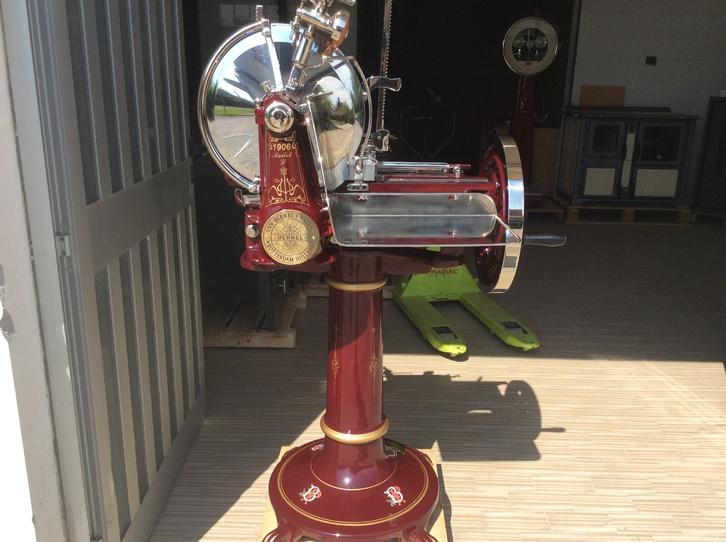 Berkel L 1906 Centenary - antique slicers Antiquitaeten 3