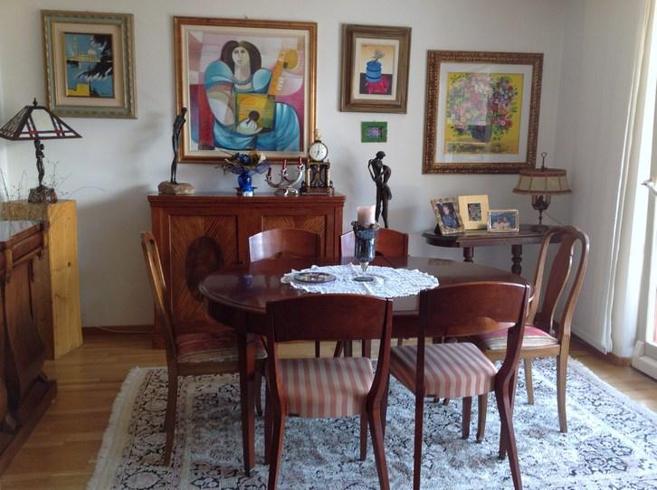 Lugano, affittasi arredato 4 1/2 locali, vista lago Immobilien