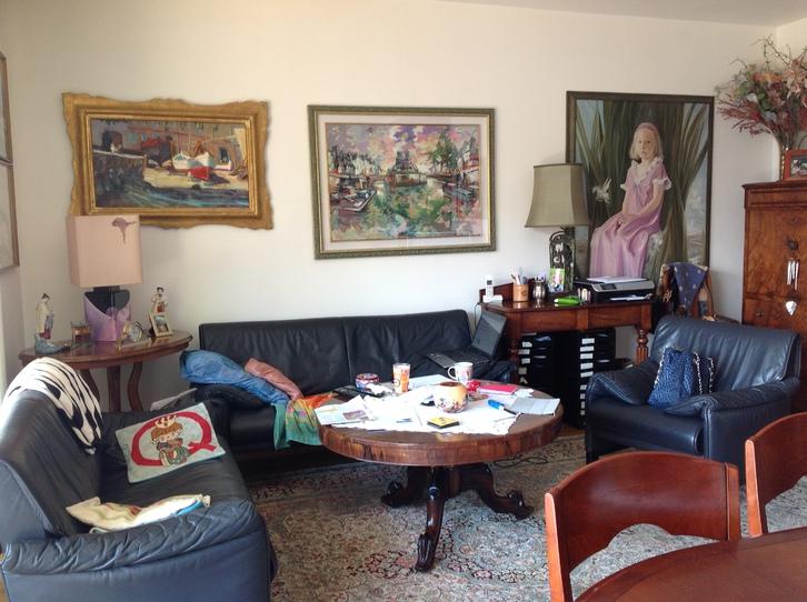 Lugano, affittasi arredato 4 1/2 locali, vista lago Immobilien 2