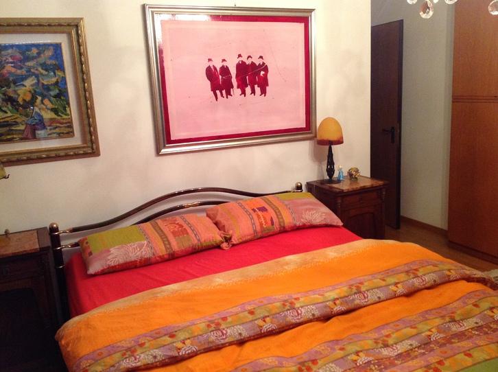 Lugano, affittasi arredato 4 1/2 locali, vista lago Immobilien 3