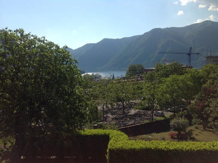 Lugano, vendesi 4 1/2 locali vista lago, 130m2, doppi servizi Immobilien 4