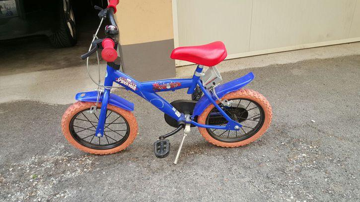 Vendo Bici Spiderman 14'  Baby & Kind 2
