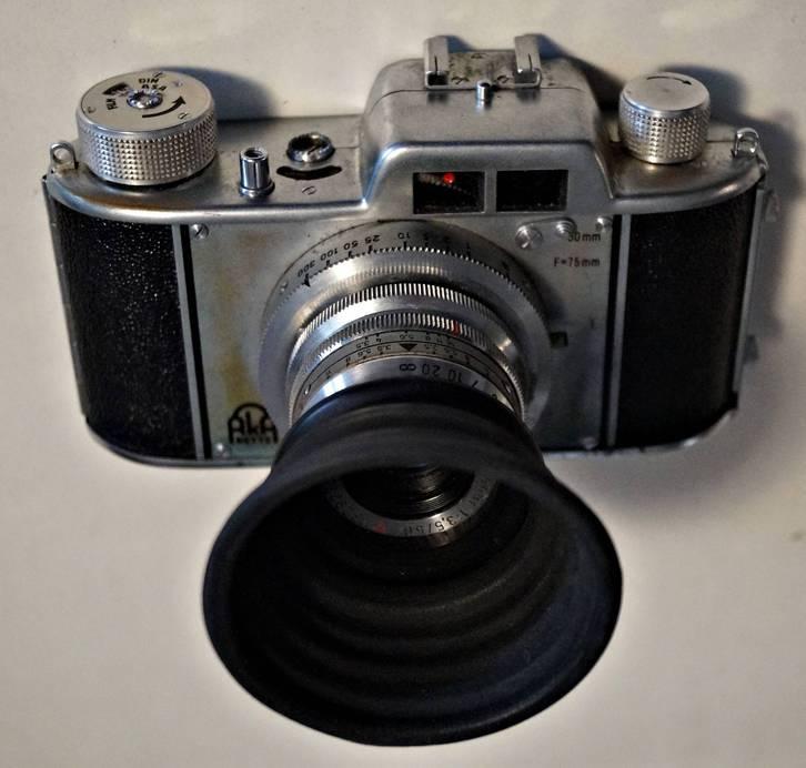 Apparecchi fotografici vecchi Sammeln