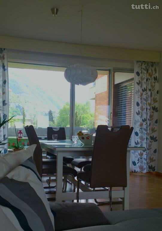 Minusio appartamento 4.5 spazioso Immobilien