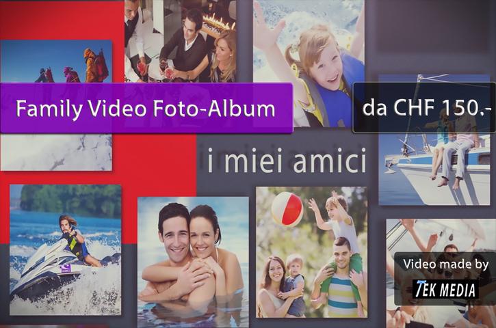 Realizzazione Foto-video, Foto-gallery, Album digitali  Sonstige